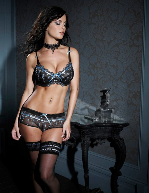 Lingerie Photograph London